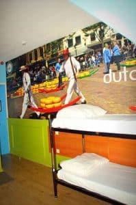 Youth Hostel Rooms Leidseplein Amsterdam